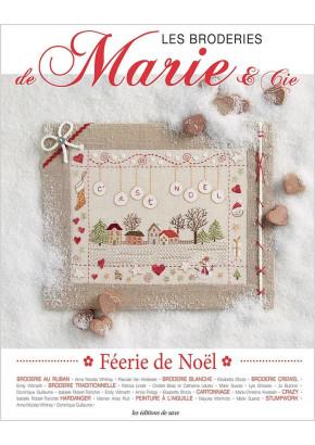 Les broderies de Marie & Cie - Féerie de Noël