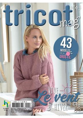 Tricot Mag N°45 - Vive le vent d'hiver
