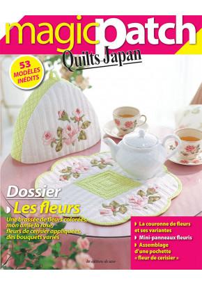 Magic Patch Quilts Japan - Les fleurs