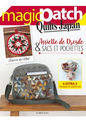 Assiette de Dresde - Sacs & pochettes - Patchwork - Les éditions de saxe
