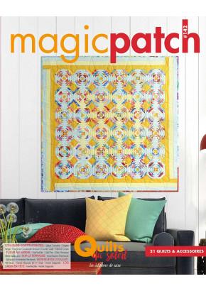 Magic Patch n°142 - Quilts du soleil – Patchwork - les éditions de saxe