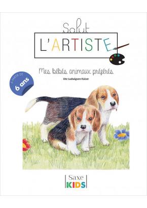 Salut l'artiste : Mes bébés animaux préférés