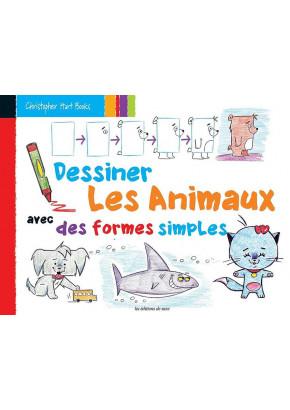 Dessiner les animaux avec des formes simples
