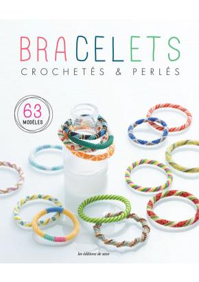 Bracelets crochetés & perlés