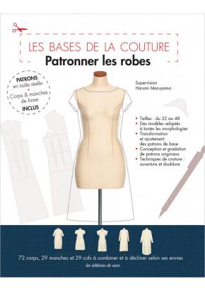 Patronner les robes - Harumi Maruyama - Les éditions de saxe