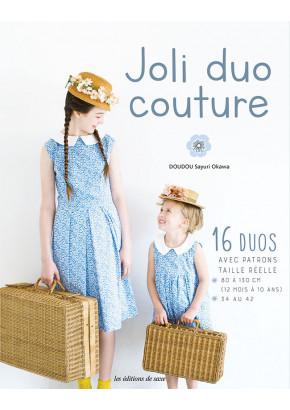 Joli duo couture - Les éditions de saxe