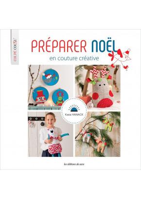 Préparer Noël en couture créative