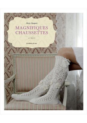 Magnifiques chaussettes au tricot