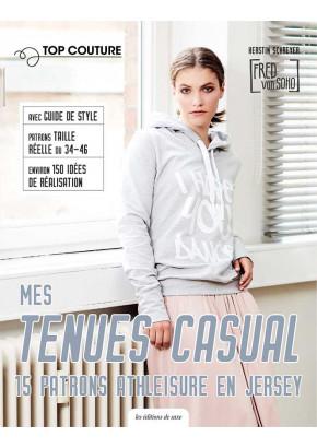 Mes tenues casual - Couture - Les éditions de saxe
