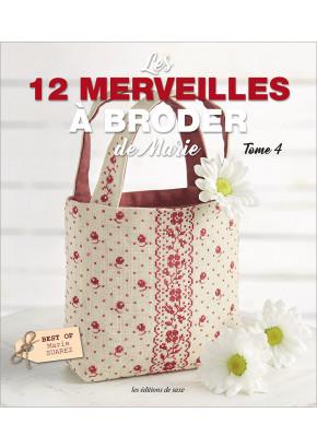 Les 12 merveilles de Marie - Tome 4  - Marie Suarez - Les éditions de saxe