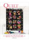 Quilt country n° 65 - Quilts en fleurs - Patchwork - Les éditions de saxe