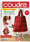 Coudre c'est facile N°64 - 50 projets simples & rapides - Cotton Time - Couture - Les éditions de saxe