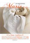 Les broderies de Marie & Cie n°7- Le blanc tradition