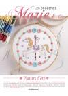 Les broderies de Marie & Cie n°11 - Plaisirs d'été