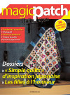 "Magic Patch Quilts Japan N° 22 - ""Simple quilts"" d'inspiration japonaise"