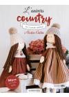 L'univers country en couture créative d'Anita Catita - Sandra Reis - Les éditions de saxe