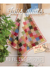 Jolis quilts au fil des saisons - Best of Kristel Salgarollo