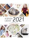 Agenda créatif 2021 - 52 semaines ré-créatives - Les éditions de saxe