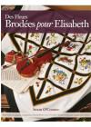 Des fleurs brodées pour Elisabeth