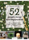 52 projets éco-responsables - Loisirs créatifs - Les éditions de saxe