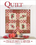 Quilt Country n° 59 - Chaleureux hiver