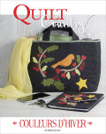 Quilt Country n° 63 - Couleurs d'hiver