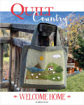 Quilt country n° 67 - Welcome Home - Patchwork - Les éditions de saxe