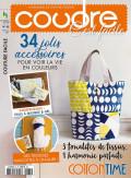 Coudre c'est facile N°65- 34 jolis accessoires pour voir la vie en couleur - Couture - Les éditions de saxe