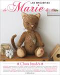 Broderie de Marie & Cie 17 - Chats brodés - Les éditions de saxe