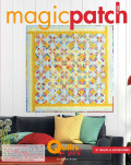 Magic Patch n°142 - Quilts du soleil – Patchwork - les éditions de saxe