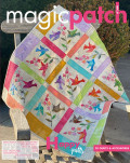 Happy Quilts - 20 quilts & accessoires - Magic Patch - Les éditions de saxe