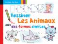 Dessiner les animaux avec des formes simples 300