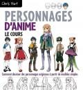Personnages d'animes - Cours de dessin