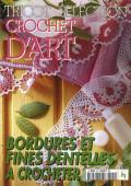 Bordures et fines dentelles à crocheter