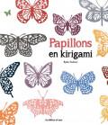 Papillons en kirigami