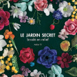Le jardin secret brodé en relief