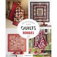 Les plus beaux quilts rouges - Les éditions de saxe