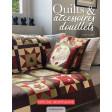 Quilts & accessoires douillets - Spécial montagne - Marie Suarez - Les éditions de saxe