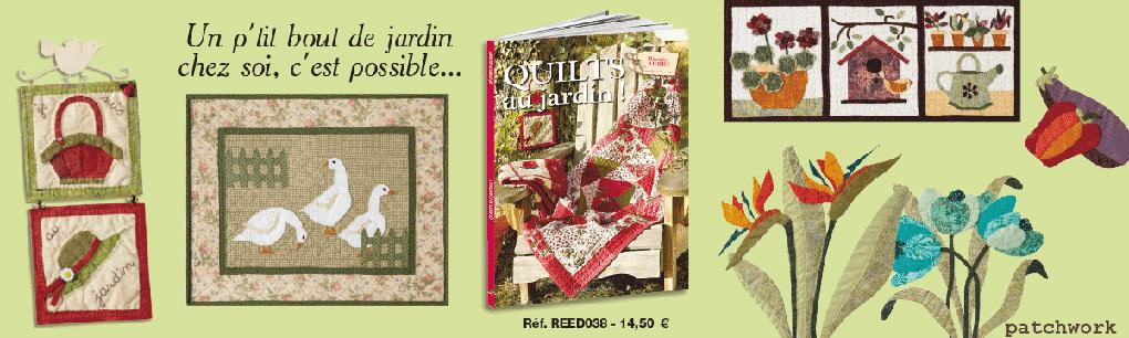REED038_Quilts au jardin/pro