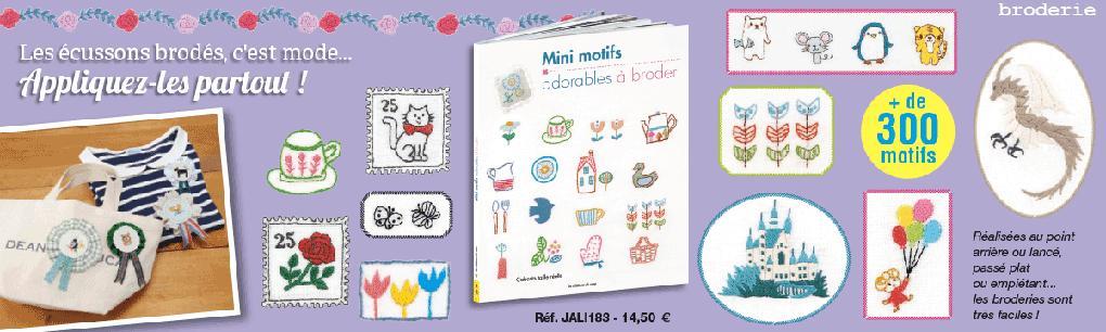 JALI183_Mini motifs adorables a broder/pro