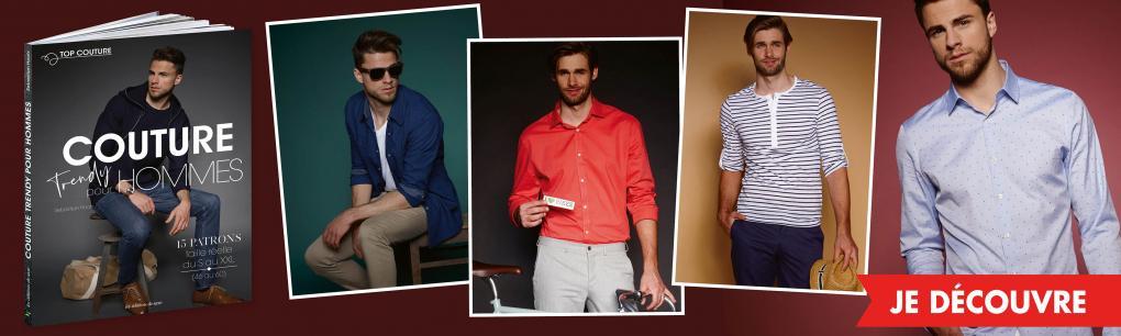 MLDI339-Couture trendy pour hommes-PRO